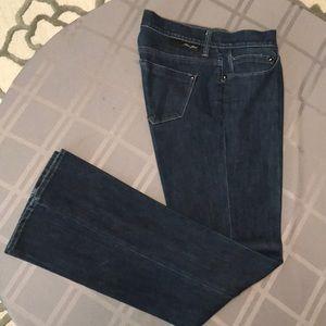 Madi Gold Molly Dark Wash Jeans Size 26